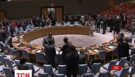 У Нью-Йорку проходить екстрене засідання ООН