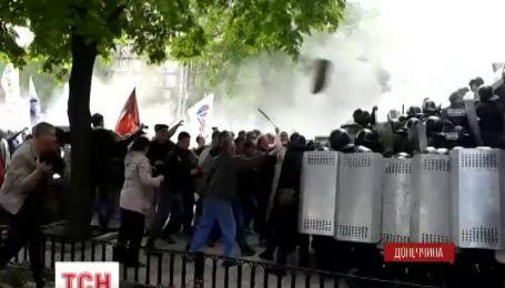 У Донецьку знову пролилася кров