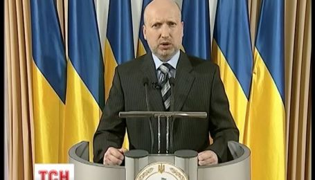 Турчинов пропонує Росії дбати про власних громадян, а не про українських