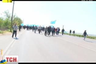 Окупаційна влада Криму відправила Джемілєва назад до України