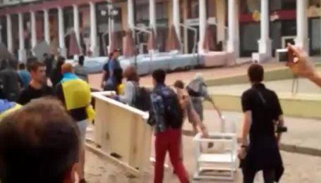 """Кровавая бойня в Одессе: """"1 +1"""" снял клип-реквием по жертвам погромов"""