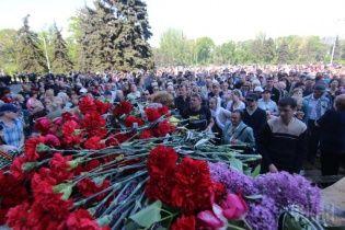 Количество жертв кровавых событий 2 мая в Одессе выросло до 48-ми