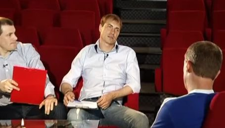 Эксперимент Профутбол: интервью с Сергеем Ребровым
