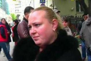 """""""Солдатська матір"""" із Києва вже """"гастролює"""" як одеситка в Москві"""