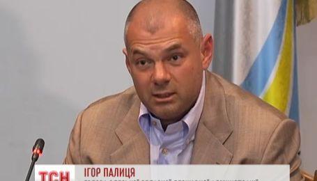 Сепаратисты в Одессу не едут - Палица
