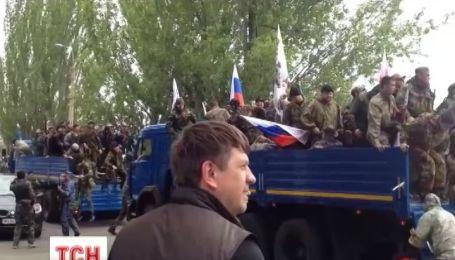 У Донецьку терористи напали на санаторій