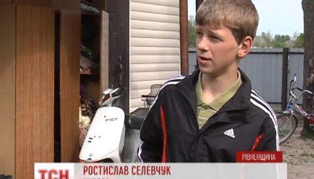 В Ровенской директор школы дала пощечину школьнику за патриотизм