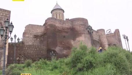 Нарикала - главный символ Тбилиси