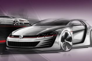 Volkswagen разработает виртуальный концепт