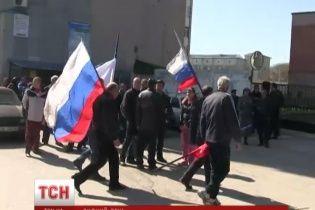В Крыму - правосудный коллапс, но суды не спешат передавать украинские дела на материк