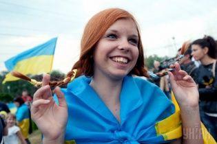 Свыше 73% украинцев хотят видеть Украину единой - опрос