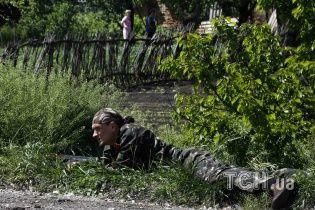 В Донецкой области голодные террористы захватили супермаркет
