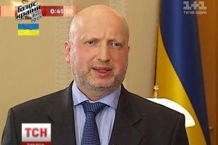 """Україна має """"план Б"""" та зупинить улюблений шантаж Росії з газом - Турчинов"""