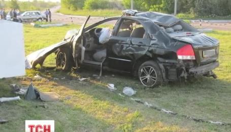 Сердечный приступ водителя вызвал трагическое ДТП на Львовщине.