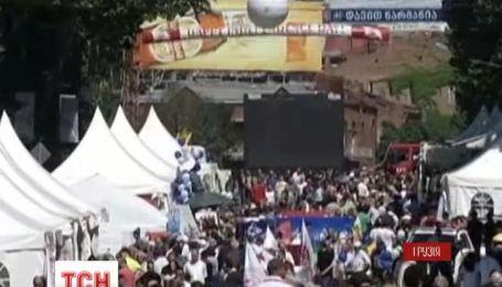 Грузия отметила День Независимости