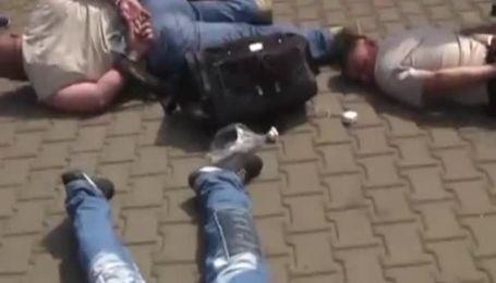 В Одессе СБУшники задержали на вокзале диверсантов