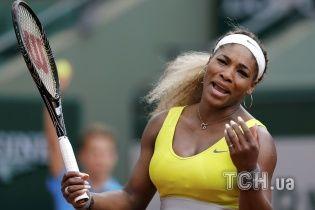 Серена Вільямс сенсаційно бита юною іспанкою на Roland Garros