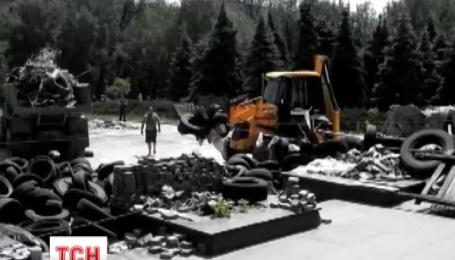У Донецьку встановилось хистке перемир'я