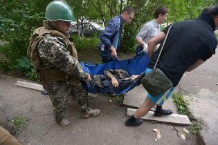 """З'явилося моторошне відео, як снайпер """"зносить"""" голову терористові в Луганську"""