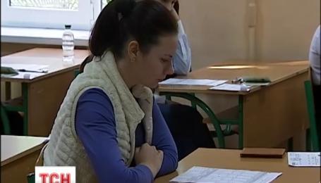 Сьогодні абітурієнти здають ЗНО з української мови й літератури