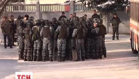 За отказ ехать в зону АТО уволили восемь экс-беркутовцев из Чернигова