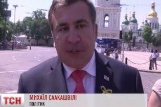 Саакашвили признался, что собирается помогать Порошенко с реформами и советует не прекращать АТО