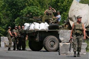 Сили АТО тримають Слов'янськ у щільному кільці: терористи істерично намагаються вирватися
