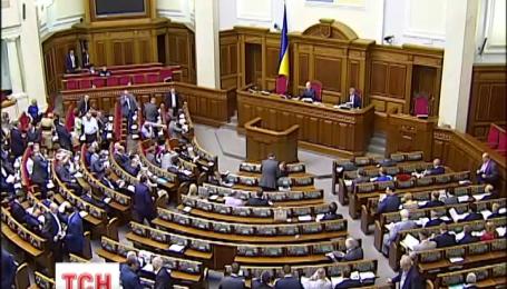 Президент констатировал: общество ждет досрочные выборы парламента