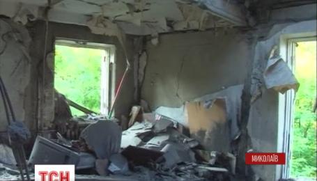 Взрыв в николаевской многоэтажке, вероятно, организовал убийца женщины