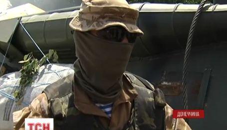 Терористи намагаються знайти слабке місце української оборони боєм