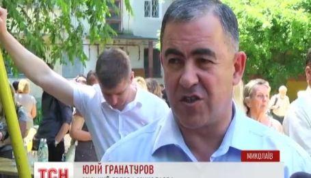Подозреваемый в совершении взрыва в Николаеве дважды сидел в тюрьме