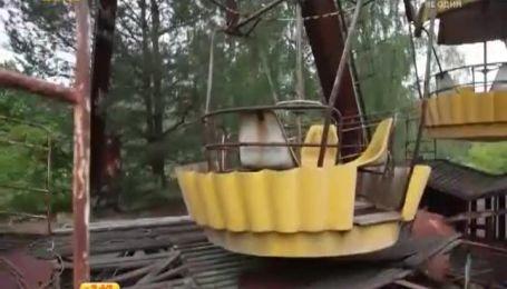 Чернобыльская зона - настоящие джунгли посреди города