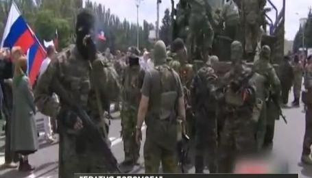 СНБО сообщила о причастности российских политсил к наемникам-террористам