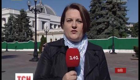 У ВР розглянуть військовий стан на Донбасі та кадрові пропозиції президента