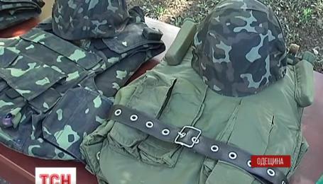 На Одещині готують нову військову форму для українських солдатів