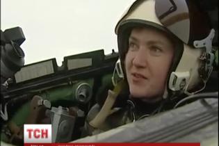 Терористи готові обміняти героїчну льотчицю на 4-х бойовиків