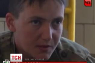 Сестра полоненої льотчиці-офіцера припускає, що Надію тримають донські козаки в Донецьку