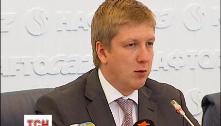 Украина продолжает закачивать в свои подземные хранилища газа 20-34 млн куб. м в сутки