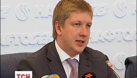 """У """"Нафтогазі"""" спростували заяви """"Газпрому"""" про крадіжку транзитного газу"""