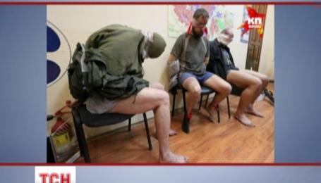 Освободить всех заложников договорились в Донецке в рамках трехсторонних переговоров