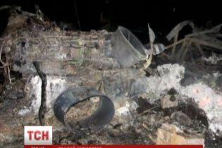 Четверо із дев'яти загиблих у збитому Мі-8  - кияни