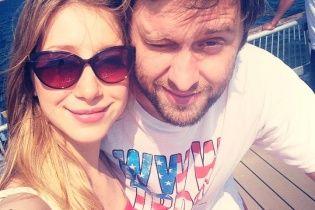 42-річна Сніжана Єгорова вперше стала бабусею