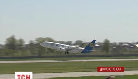 Пряме авіасполучення між Дніпропетровськом та Львовом з'явиться з 4 липня