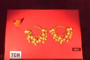 Нідерланди віддадуть Україні кримське золото