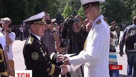 Одесская военная академия выпустила 135 офицеров ВСУ