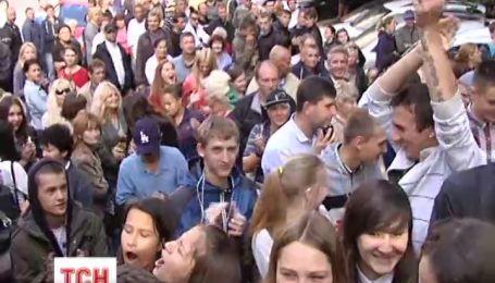 """Против газеты """"Вести"""" устроили масштабную акцию протеста"""