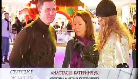 Ющенко не навіщає свою хрещену