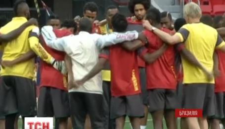 Игроков сборной Камеруна подозревают в участие в договорных матчах на чемпионате мира по футболу