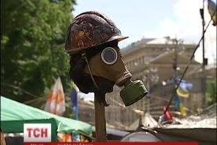 На Майдані залишилися 400 активістів, які не збираються розходитися