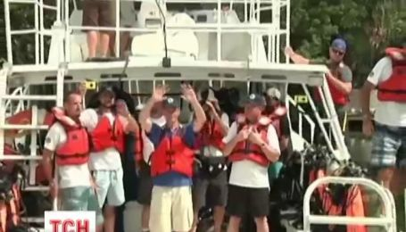 Онук Жака-Іва Кусто провів під водою 31 день
